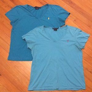 🌺 Ralph Lauren Sport shirt bundle